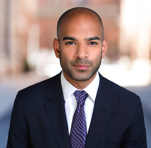 Arran Patel,                     Agent in NYC - Compass