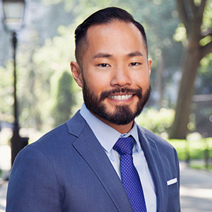 Daniel Lee,                       Agent in NYC - Compass