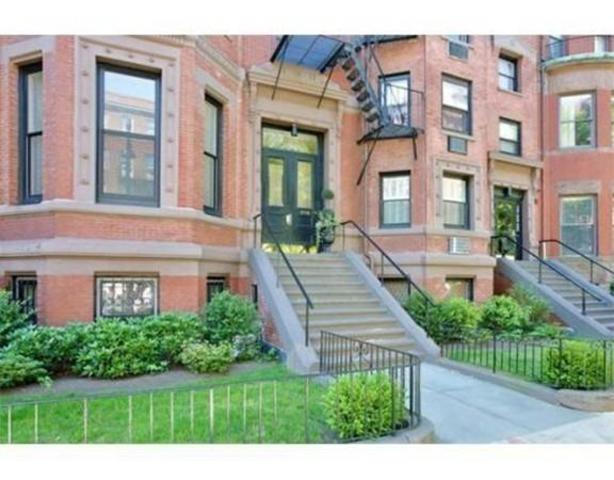 279 Beacon Street, Unit 9 Boston, MA 02116