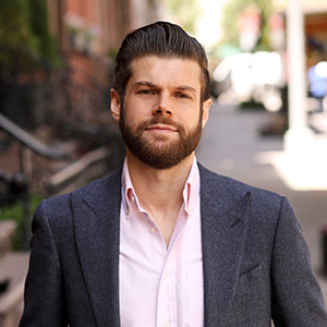 Evan Danzig,                       Agent in NYC - Compass