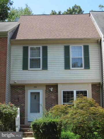11635 Pleasant Meadow Drive Gaithersburg, MD 20878
