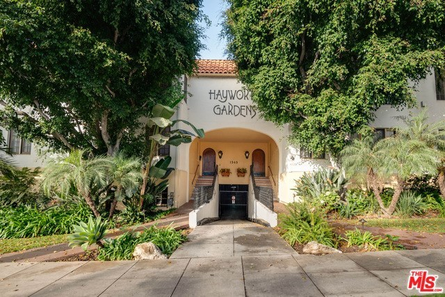 1345 North Hayworth Avenue, Unit 214 West Hollywood, CA 90046