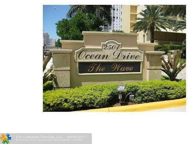 2501 South Ocean Drive, Unit 1107 Image #1