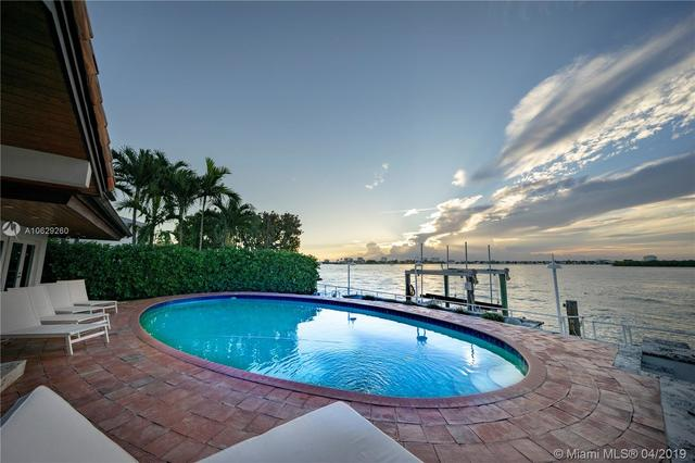 10010 West Broadview Drive Bay Harbor Islands, FL 33154