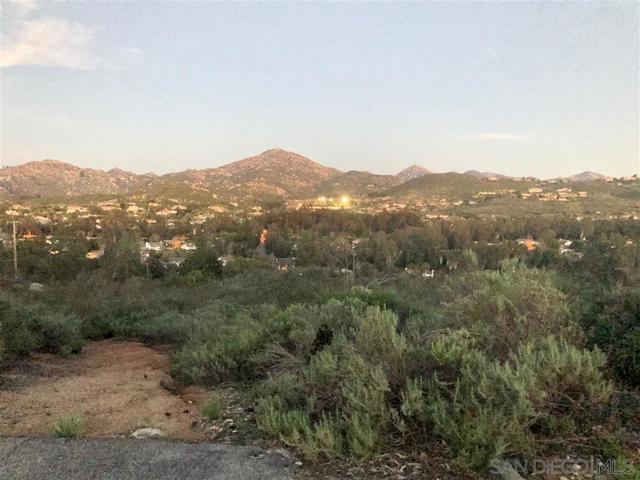 0 Lakeview Road Poway, CA 92064