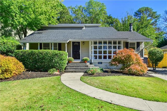 2693 Carlton Place Northeast Atlanta, GA 30319