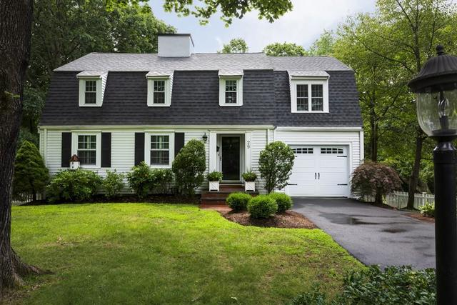 29 Brookfield Road Wellesley Hills, MA 02481