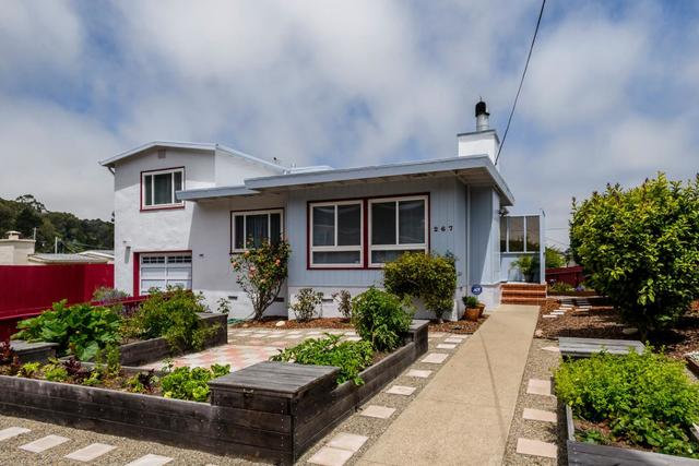 267 Dundee Drive South San Francisco, CA 94080