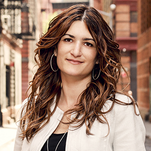 Melody Acevedo,                     Agent in NYC - Compass