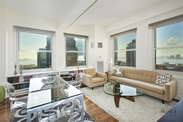 88 Greenwich Street, Unit 1603 Image #1