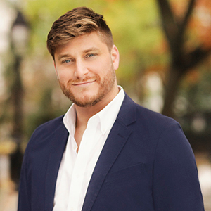 Nick Gross,                       Agent in NYC - Compass