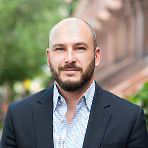 Dan Bentov,                     Agent in NYC - Compass