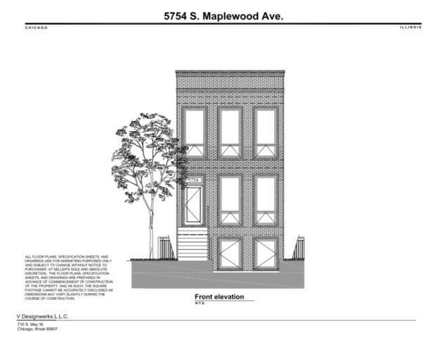 5754 South Maplewood Avenue Chicago, IL 60629