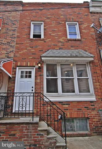 1646 South Taney Street Philadelphia, PA 19145