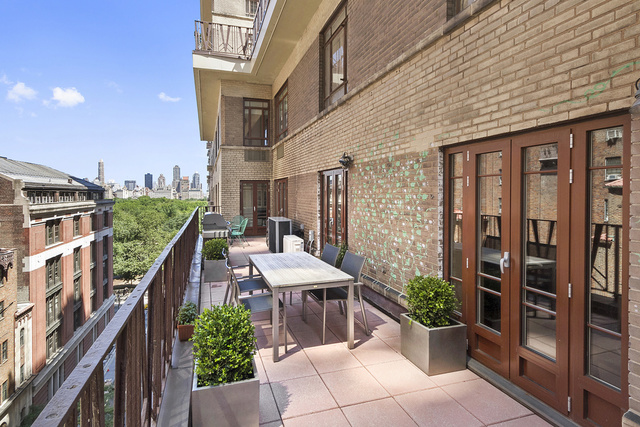 25 Central Park West, Unit 10YZ Image #1