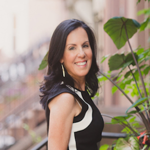 Christine Barranca,                     Agent in NYC - Compass