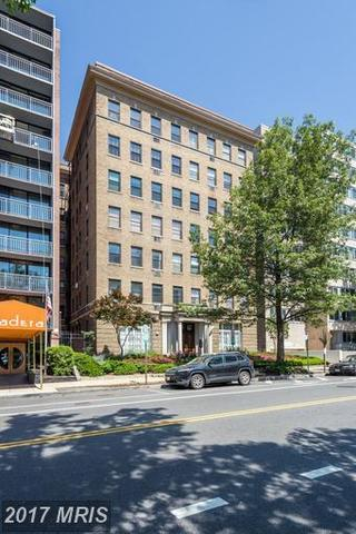 1316 New Hampshire Avenue Northwest, Unit 409 Image #1