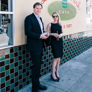 Francis Somsel and Kate Tomassi, Agent Team in San Francisco - Compass