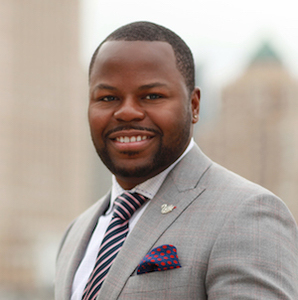 Prince Dockery,                     Agent in NYC - Compass
