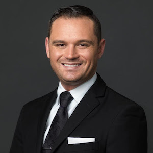 Kyle Antel, Agent in DC - Compass