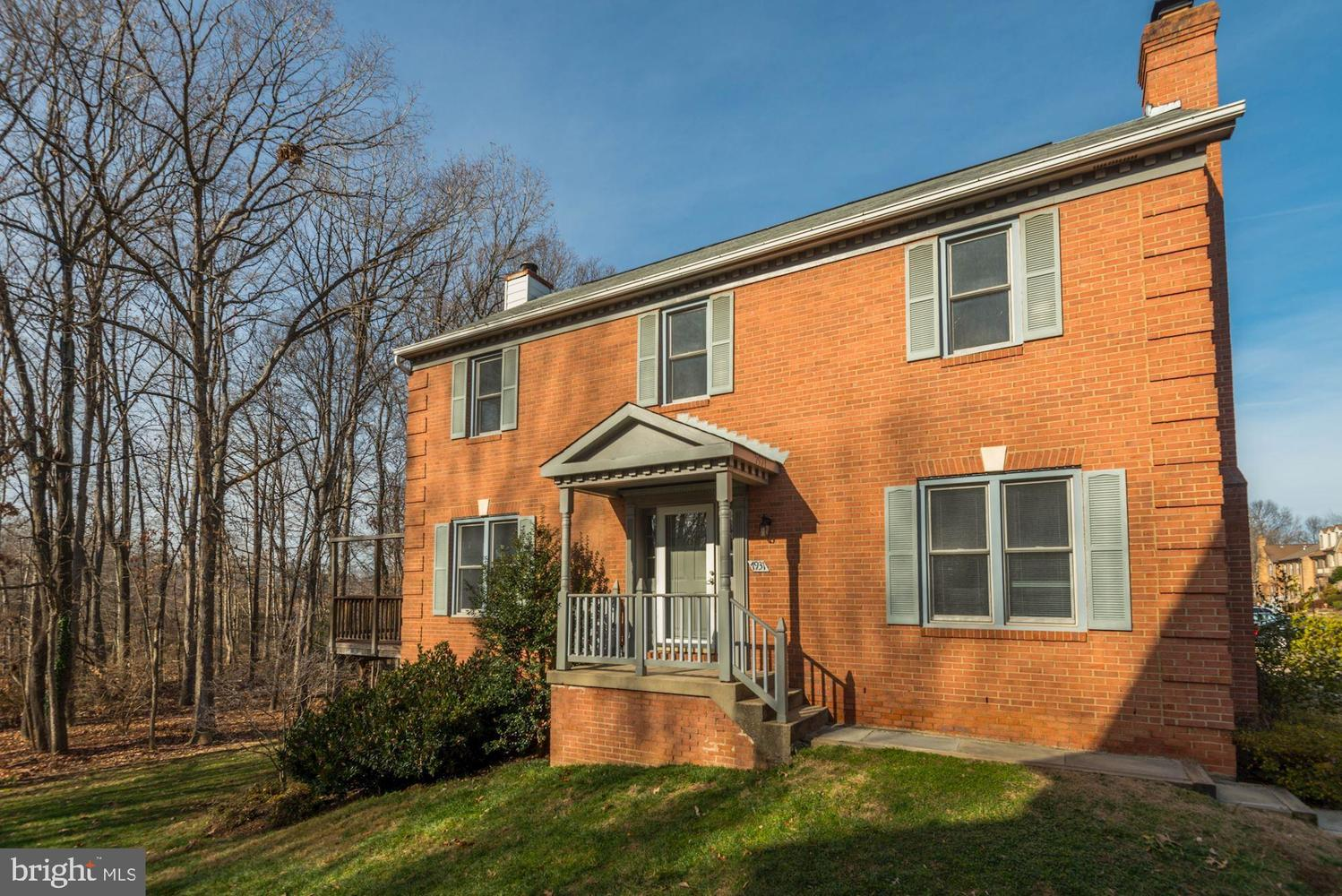 7931 Yancey Drive Falls Church, VA 22042