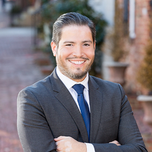 Sebastian Martinez,                     Agent in DC - Compass