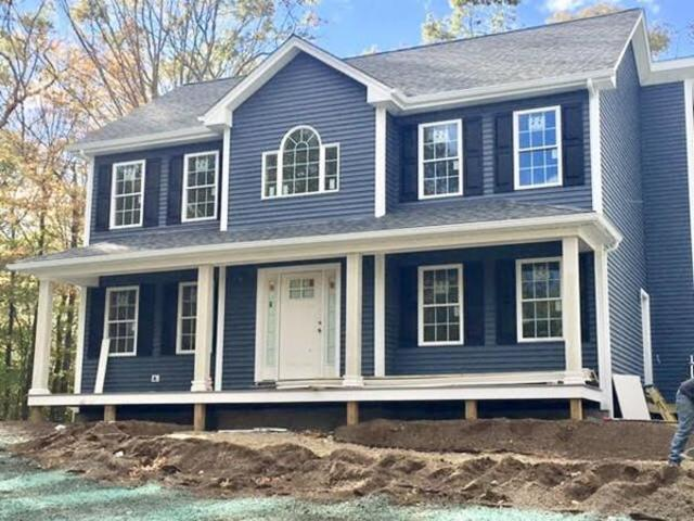Lot 1 Oak St To-be-built Dighton, MA 02764