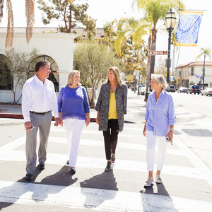 The Morehart Group,                       Agent in Santa Barbara, Montecito, & Central Coast - Compass
