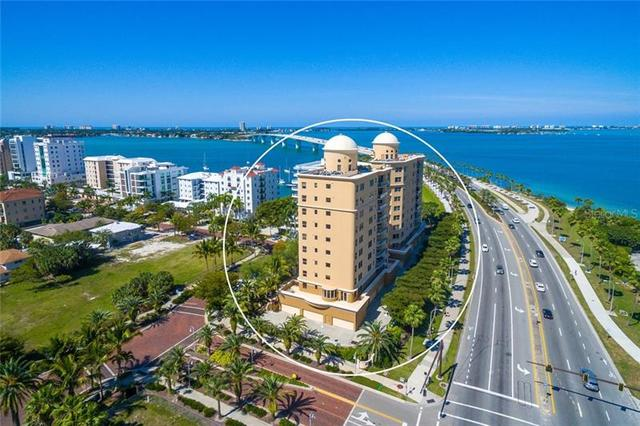128 Golden Gate Point, Unit 902A Sarasota, FL 34236