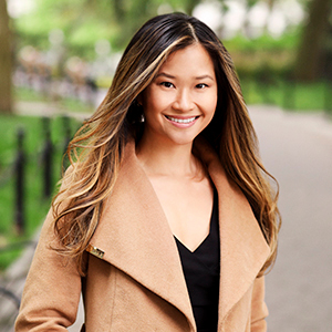 Angie Dang,                       Agent in NYC - Compass
