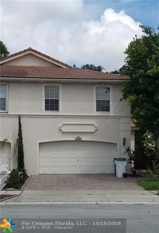 3603 Asperwood Circle Coconut Creek, FL 33073
