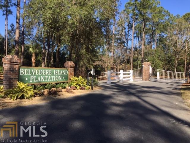 0 Belvedere Drive Townsend, GA 31331