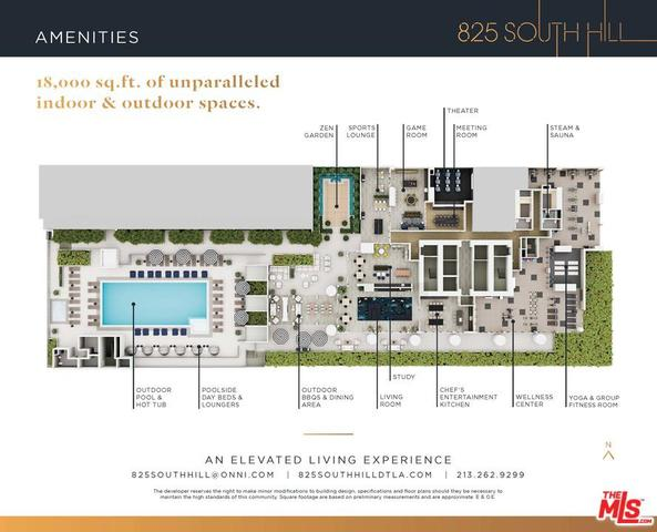 825 South Hill Street, Unit 4901 Los Angeles, CA 90014