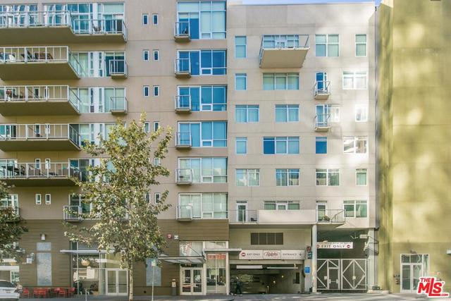 645 West 9th Street, Unit 739 Los Angeles, CA 90015