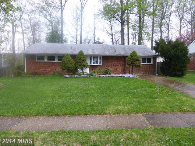 5334 Ravensworth Road Image #1