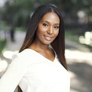 Keatrice Robertson,                     Agent in NYC - Compass