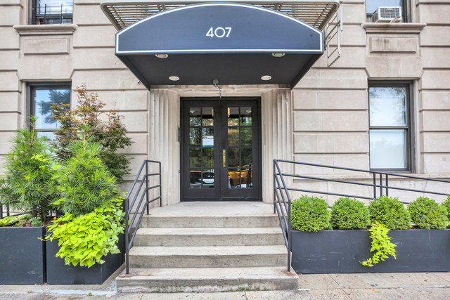 407 Central Park West, Unit 4B Manhattan, NY 10025