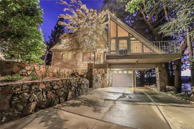 542 Canyon View Drive Lake Arrowhead, CA 92352