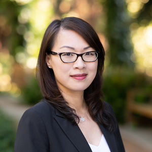 Sharon He,                     Agent in San Francisco - Compass