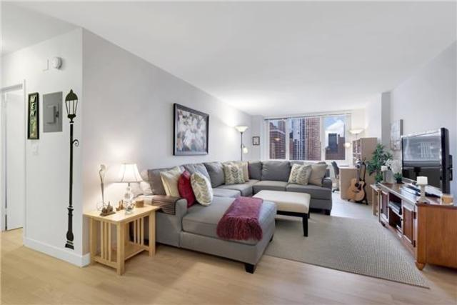 322 West 57th Street, Unit 20N Image #1