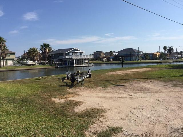 Lot 8 Montego Way Jamaica Beach, TX 77554