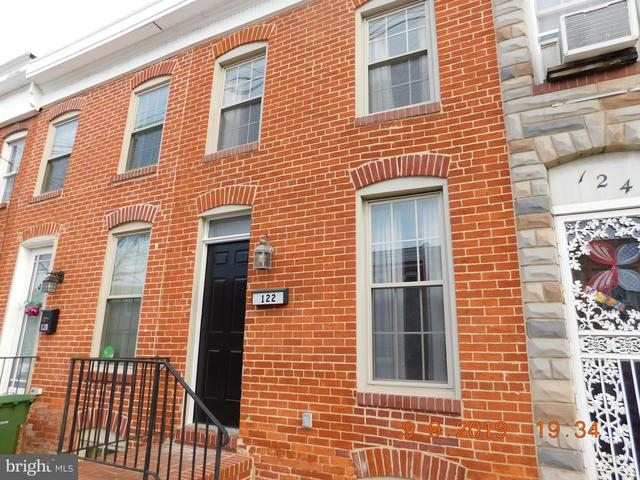 122 East Randall Street Baltimore, MD 21230