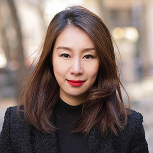 Lindsey Dong,                       Agent in NYC - Compass