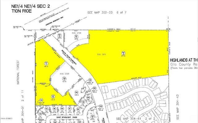 1801 South Rim Club Drive Payson, AZ 85541 on