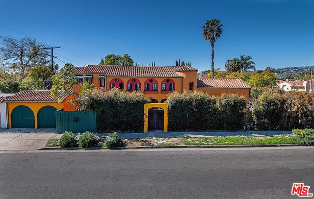 501 South Crescent Heights Los Angeles, CA 90048