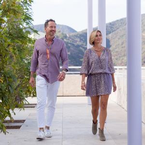 Jeffrey & Nadia Saad Team, Agent Team in Los Angeles - Compass