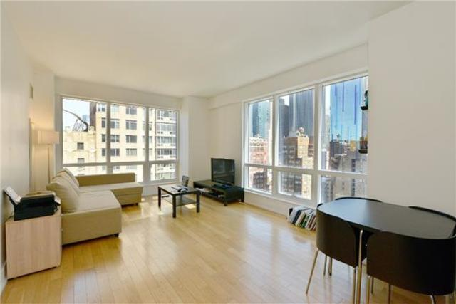 350 West 42nd Street, Unit 19F Image #1