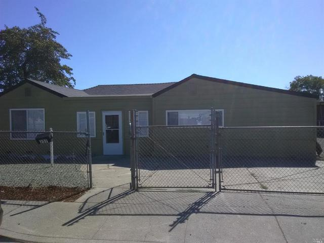 257 Thomas Avenue Vallejo, CA 94590