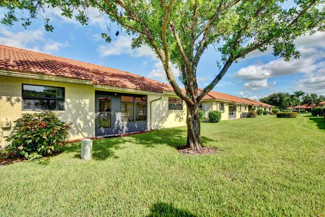 4665 Rosewood Tree Court, Unit A, Boynton Beach, FL 33436