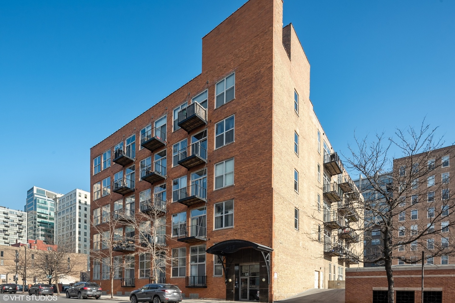 417 South Jefferson Street, Unit 106B Chicago, IL 60607